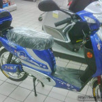 MAX THE ELECTRIC MOTORBIKE