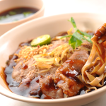SINGAPORE: CHOWING DOWN ON BEEF NOODLES