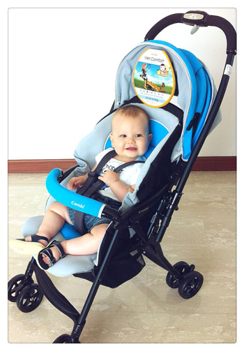COMBI 'WELL COMFORT' STROLLER | Beverly's Net: family. food. fashion.