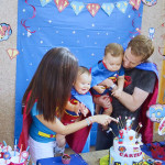 CARTER'S 1ST BIRTHDAY: THE CAKE(S)