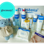 MUSTELA GIVEAWAY: Any Mustela product of your choice + facial wipes