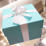 TIFFANY & CO BOWS MUG