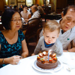 CELEBRATING DAD'S BIRTHDAY AT SUMMER PALACE