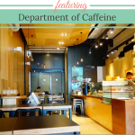 FOOD REVIEW: Department of Caffeine