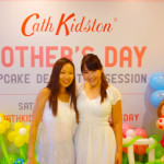 CATH KIDSTON CUPCAKE DECORATION EVENT