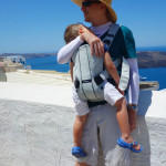 THE BABYBJORN CARRIER 'ONE'