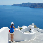 GREECE: exploring Oia in Santorini