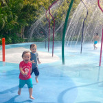 WATER PLAY @ GARDENS BY THE BAY