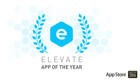 Elevate App for iPhone