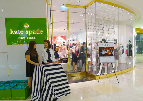 Kate Spade at ION