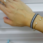 LES INTERCHANGEABLES BRACELET WITH SWAROVSKI