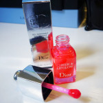 DIOR SPRING 2015: Cheek & Lip Glow