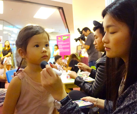 School Of Music and C'est Moi Kids Cosmetics at Balmoral Plaza