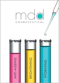 MDD cosmeceuticals by Skin Inc