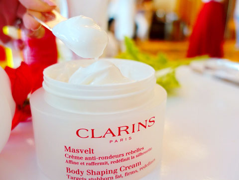 Clarins Body Shaping Cream02