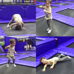 TRAMPOLINE MADNESS AT AMPED!