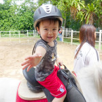 HORSERIDING FOR KIDS @ GALLOP STABLE