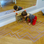MAKE A CAR TRACK FOR…… $2