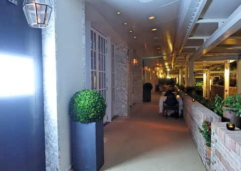 Spago Singapore by Wolfgang Puck
