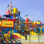 LEGOLAND – cooling down at the Waterpark