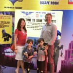 THE LEGO BATMAN MOVIE OPENS IN SINGAPORE
