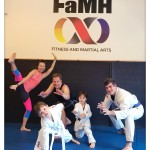 FaMA (Fitness and Martial Arts) for the family