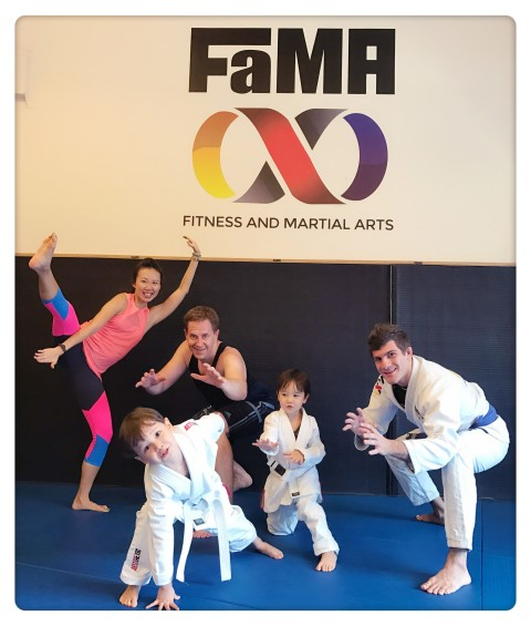 FaMA (Fitness and Martial Arts)