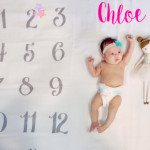 CHLOE: 2 MONTHS OLD