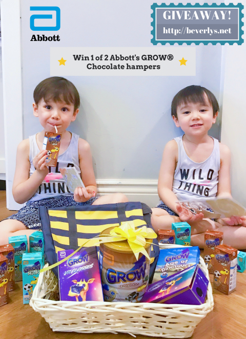 Abbott GROW Chocolate Drink Gift Pack