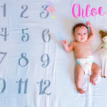 CHLOE: 3 MONTHS OLD