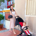 Review of Phil & Teds Go Buggy stroller for newborns and up