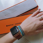 HERMES BARENIA APPLE WATCH BAND